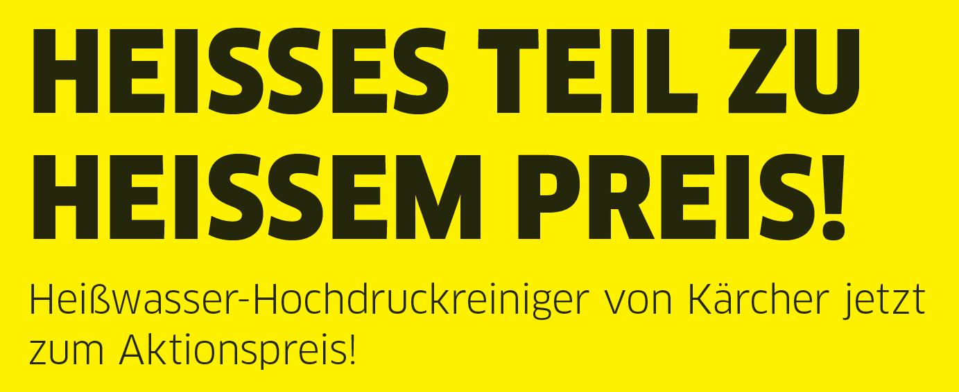KÄRCHER Bodenreinigungsmaschine und Industriesauger für Ihr Büro aus 74391 Erligheim