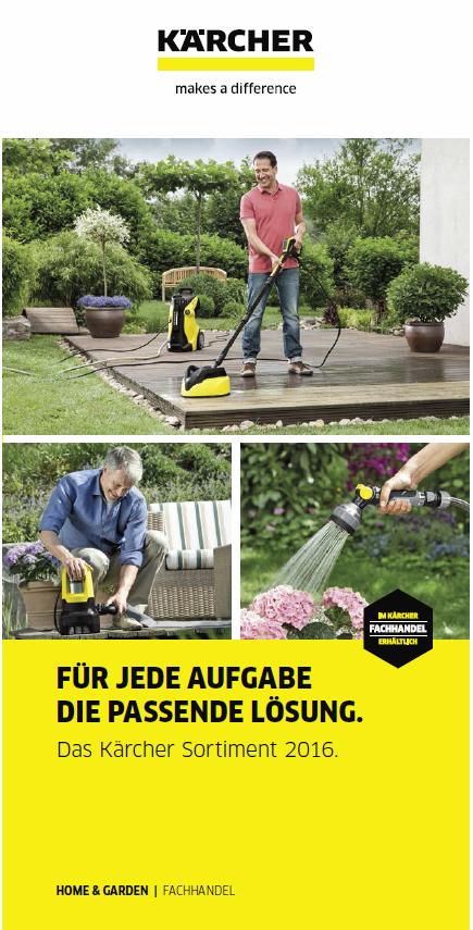 Reinigungsgeräte und Dampfreiniger von KÄRCHER für  Mosbach