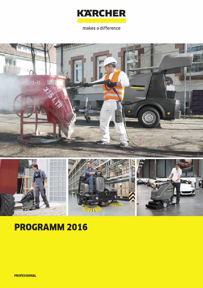 KÄRCHER Bodenreinigungsmaschinen und Industriesauger für Ihre Firma in  Erligheim