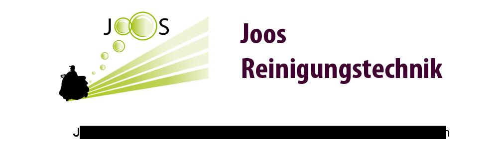Joos Reinigungstechnik Logo